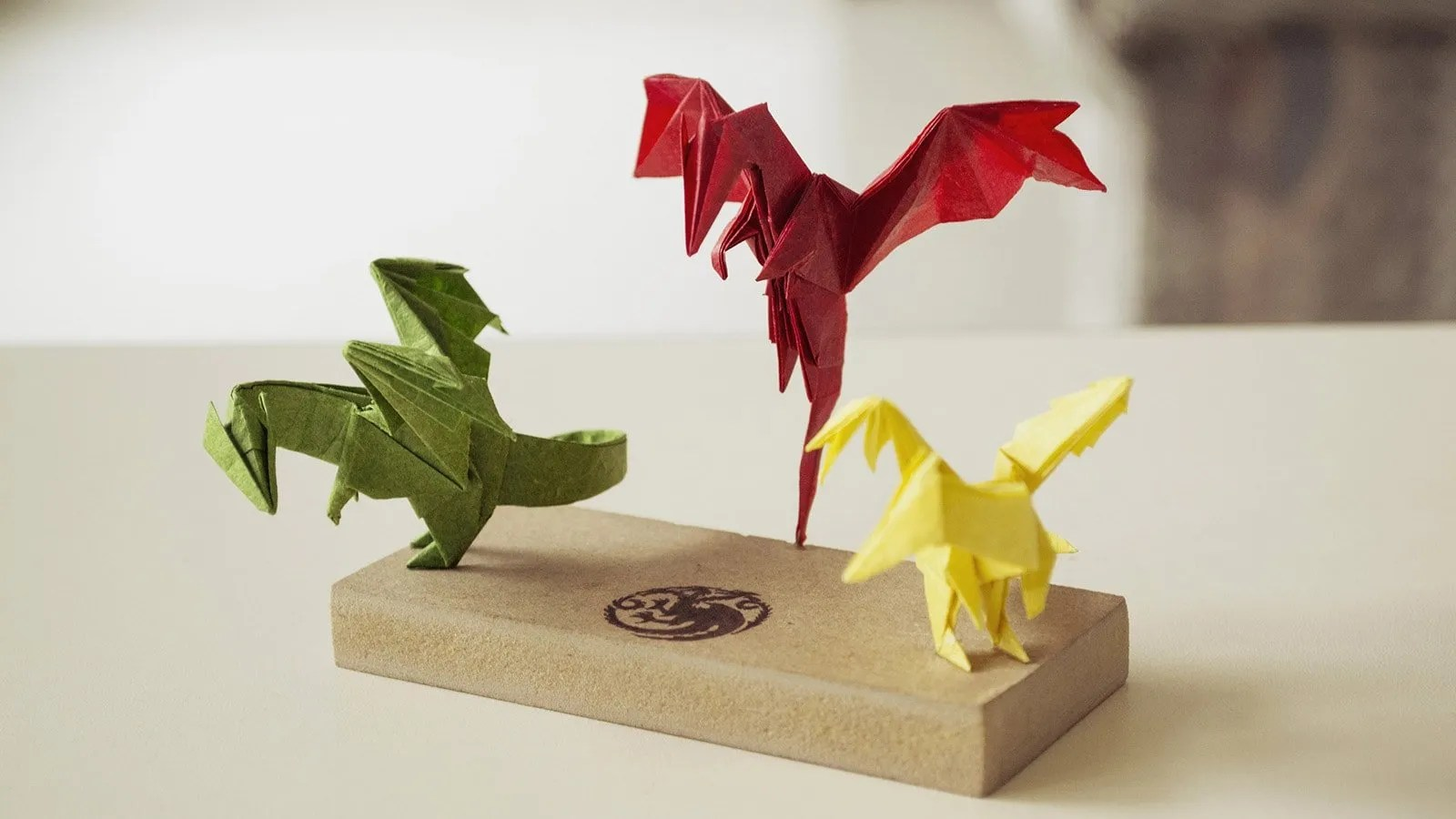 Origami Dinosaur Instructions Jadwal Bus