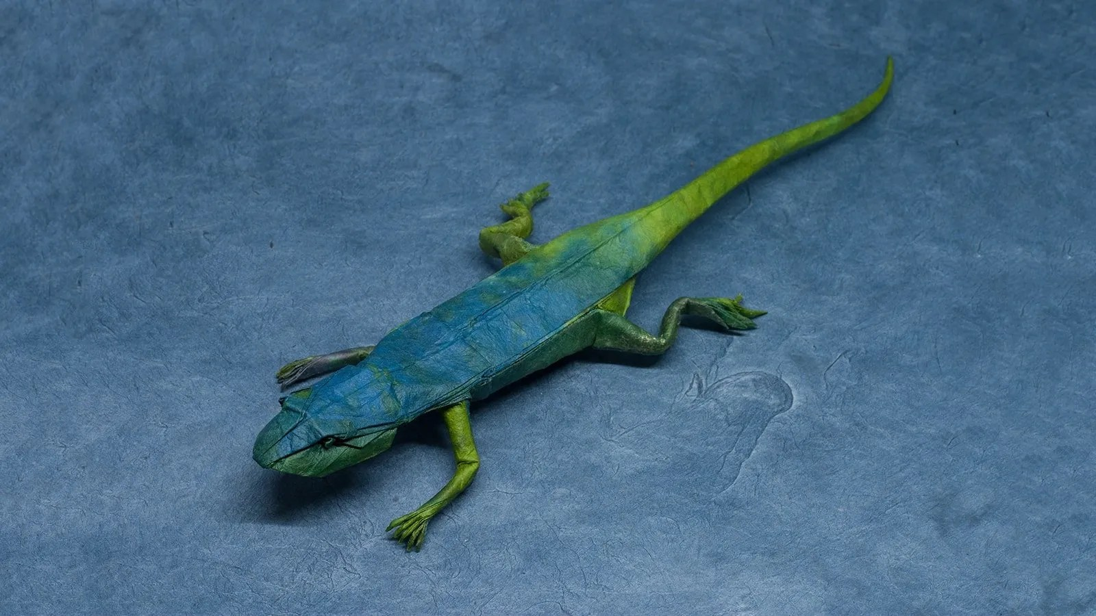 Hd Exclusive How To Make A Paper Lizard Easy