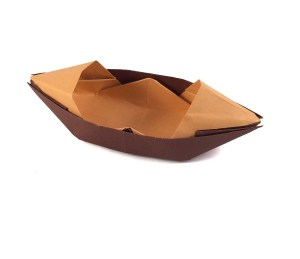 Completed Sampan