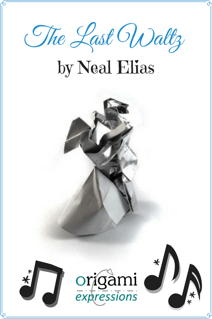Review of The Last Waltz by Neal Elias. One of the most beautiful origami designs ever made. Includes links to instructions & tutorial video