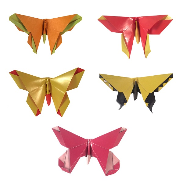 Michael Lafosse Butterfly - Origami Expressions - photo#10