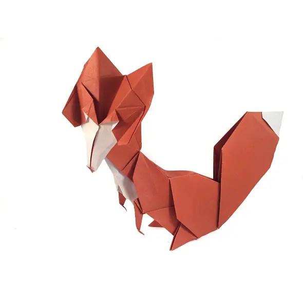Vixen Origami Diagram Residential Electrical Symbols