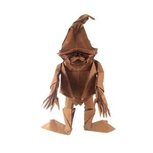 Eric Joisel's Origami Dwarf