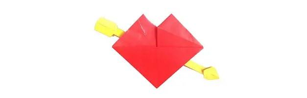 Be my Origami Valentine!