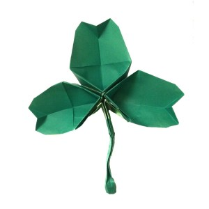 A Shamrock, designed by Leyla Torres