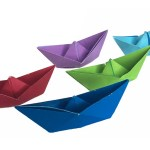 Traditional Boat – with instructions