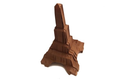 Origami Eiffel Tower – Takes Me Back to Paris!