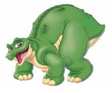 Spike, from Land before Time