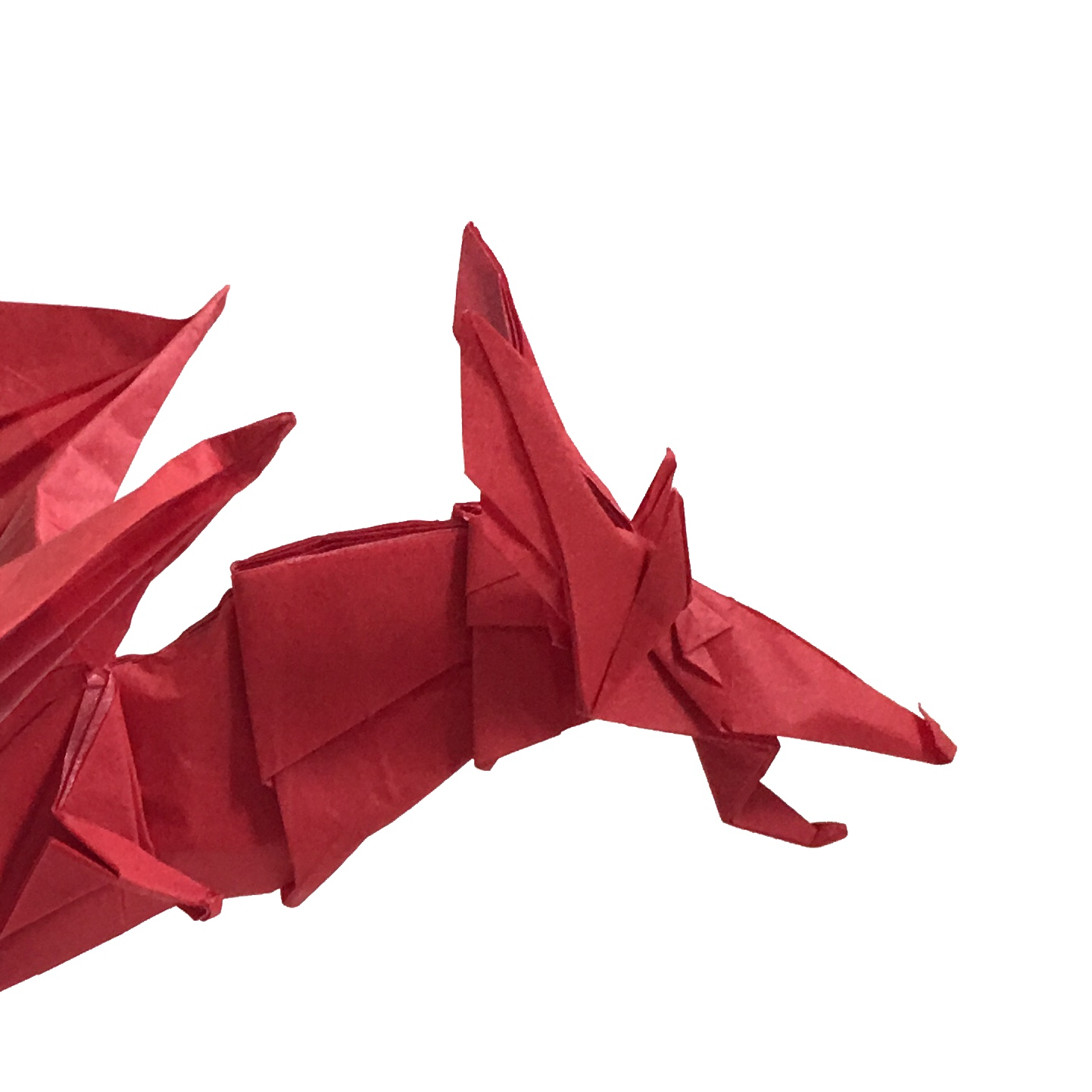 Fiery Dragon 2 Head