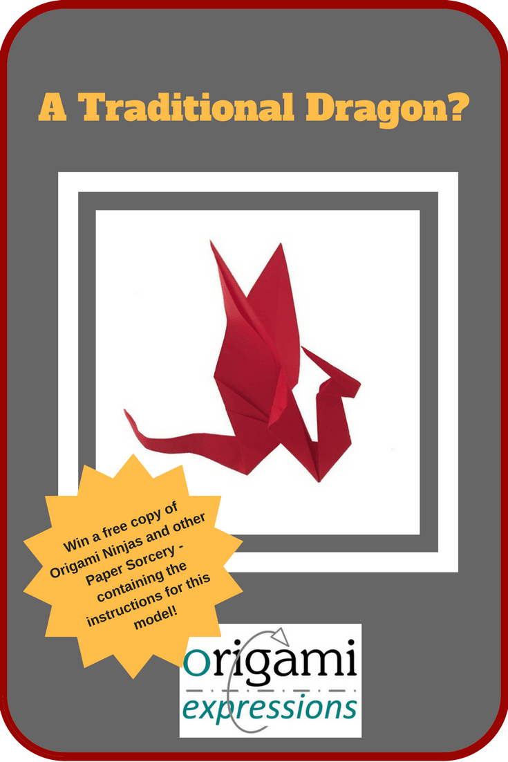 A review of Paul Hanson's Bird Base Dragon. Includes what it's like to fold, the inspiration behind the model, & how you can win a free copy of Paul's book!