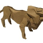 The Origami Lion King?