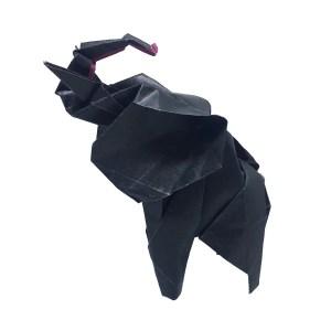 Neal Elias's Origami Elephant