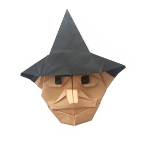 Origami Witch - Origami Expressions
