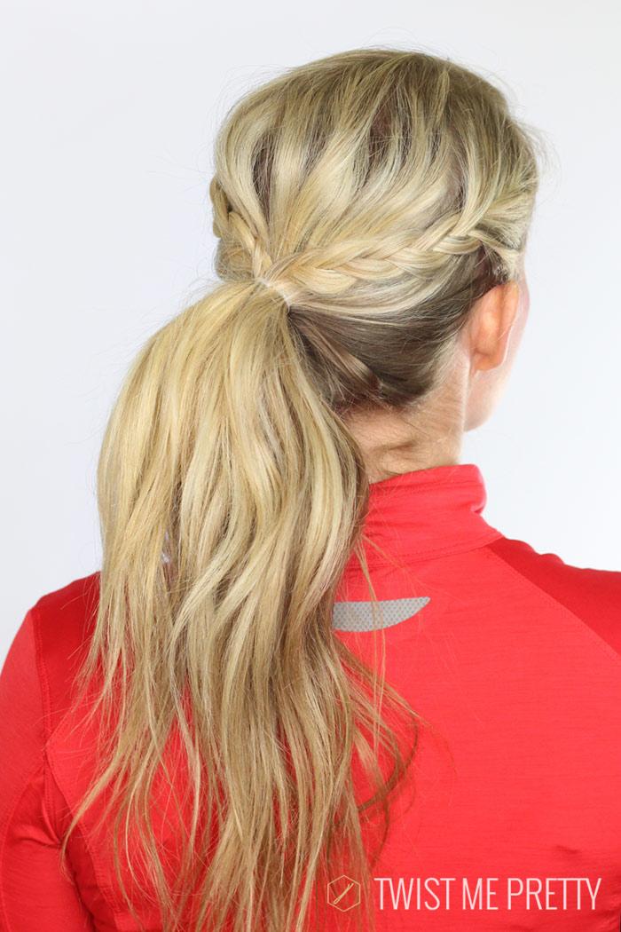 Piękne i praktyczne fryzury na trening