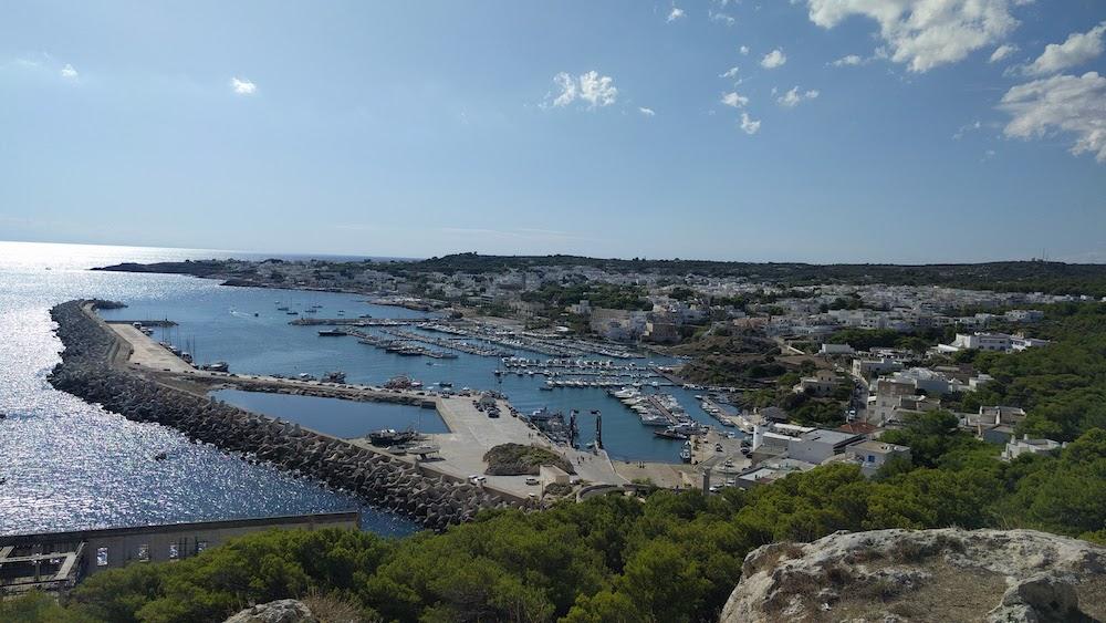Zwiedzanie Apulii - co warto zobaczyć - Santa Maria di Leuca