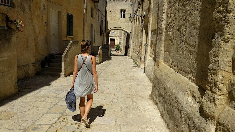 Zwiedzanie Apulii - co warto zobaczyć - Sassi Matera