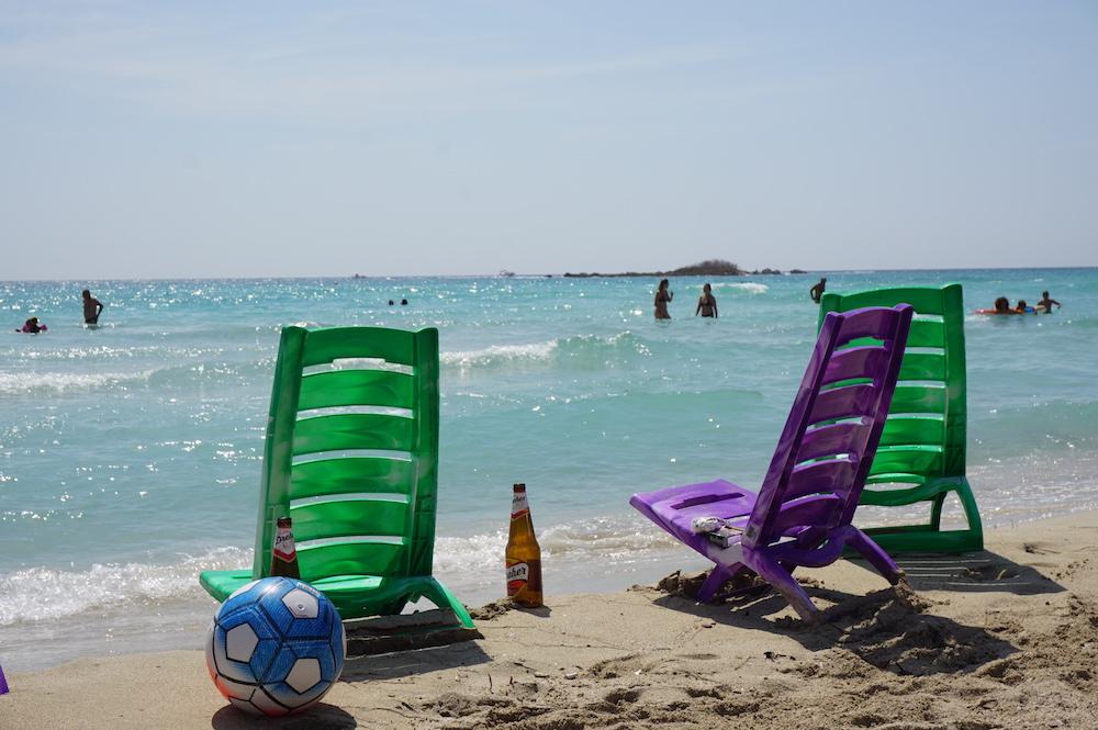 Plaże Apulii - Puglia co zobaczyć - Spiaggia di Scalo di Furno