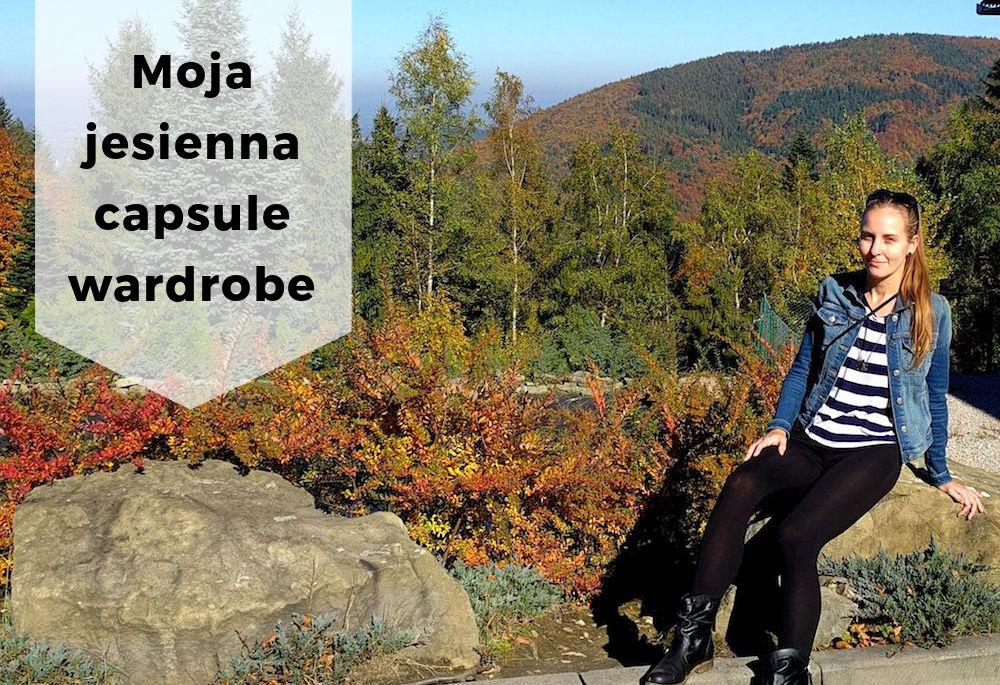 Jesienna capsule wardrobe – mój styl