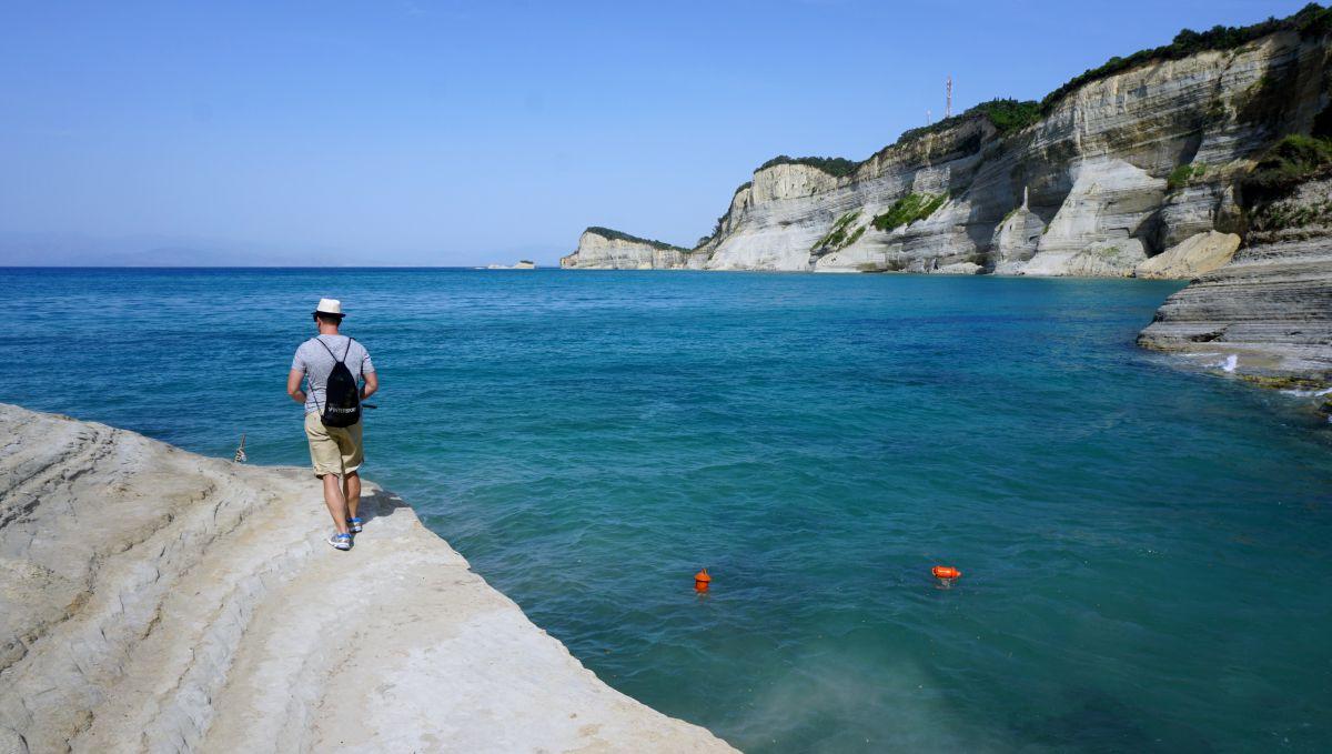 Co zobaczyć na Korfu? Najpiękniejsze miejsca Akra Drastis