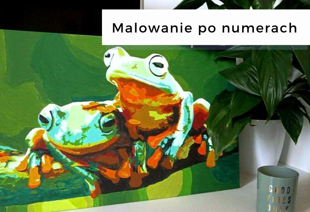 Pomysł na relaks – malowanie po numerach