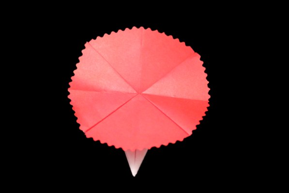 How To Make Carnation Easy Origami Instructions