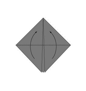 Origami Kabuto | 301x283