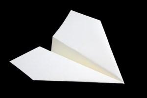 紙飛行機の折り方 折り紙 Japan