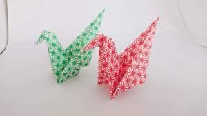 簡単!カワイイ!【折り紙】鳥の折り方・作り方