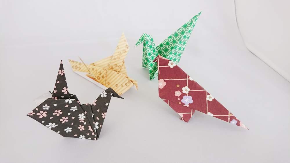簡単カワイイ『鳥の折り紙』折り方・作り方17選