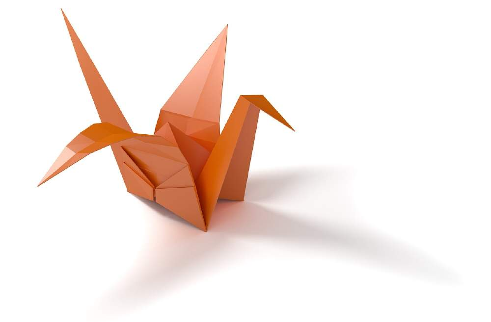 『鳥・鶴』の折り紙|折り方・作り方10選