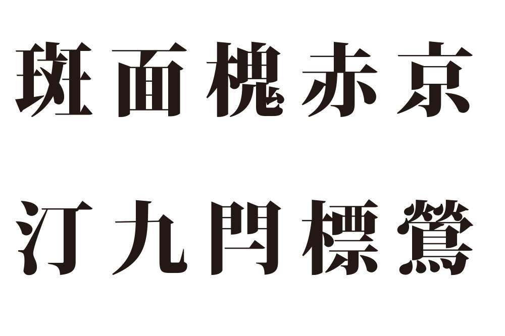 読み にくい 漢字