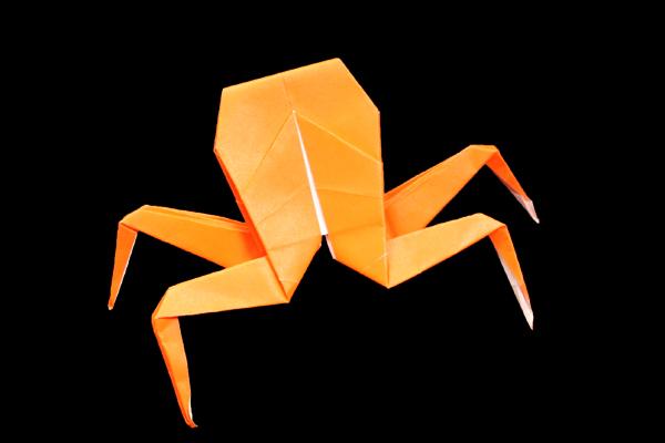 Chopstick Paper Origami Flower