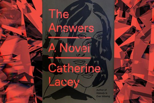 Cover of the novel The Answers