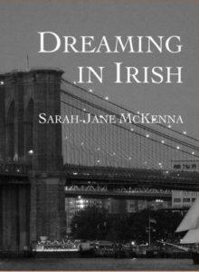 dreaming in irish cover