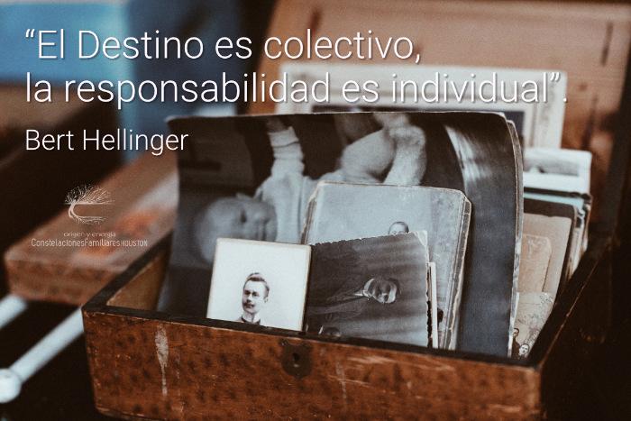 PERTENENCIA – BERT HELLINGER