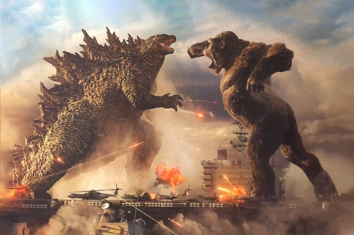 Punters in the States are actually laying bets on the winner of Godzilla  vs. Kong - GQ
