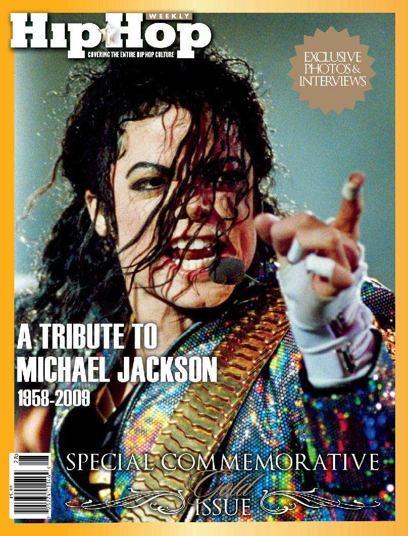 Michael Jackson Gold cover