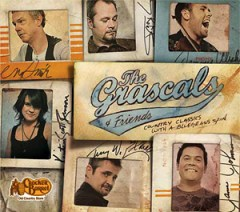 The Grascals & Friends CD cover
