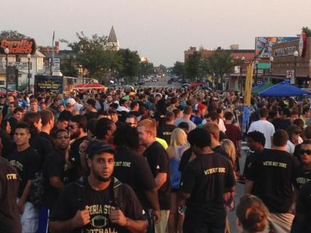Block Party Crowd 2013