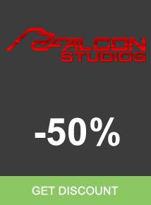 Falconstudios 50% Discount