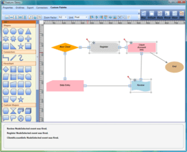 Syncfusion Essential Diagram for WPF