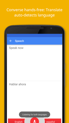 Google Translate Screenshots - Original APK (2)