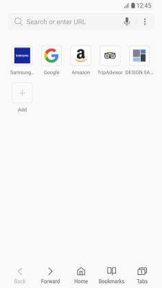 Samsung Internet Browser Screenshots - Original APK (3)
