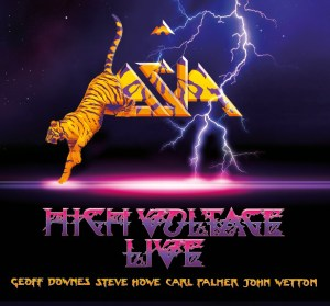 High Voltage Cover