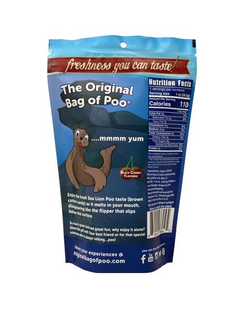 Sea Lion Bag Back