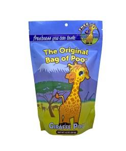 Original Bag Of Poo Product Giraffe Front