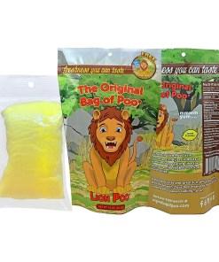 Original Bag Of Poo Product Lion Poo