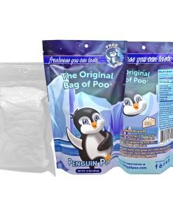 Original Bag Of Poo Product Penguin Poo