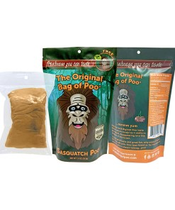 Original Bag Of Poo Product Sasquatch Poo