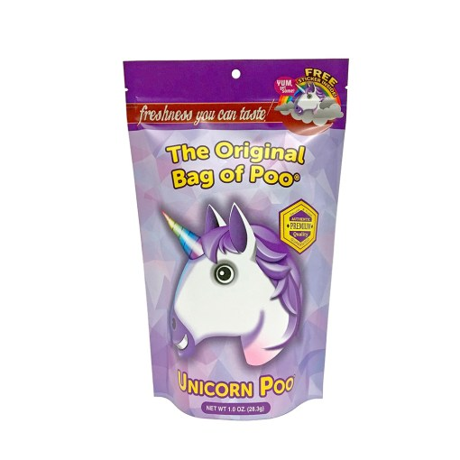 Original Bag Of Poo Product Unicorn Front